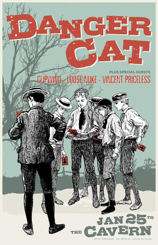 Dangercat-Clipwing